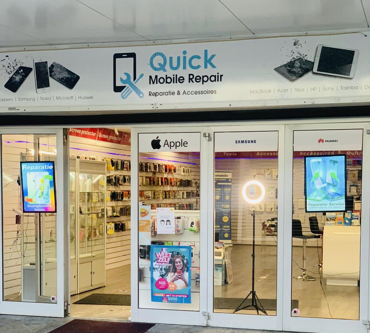 Quick Mobile Repair Noord